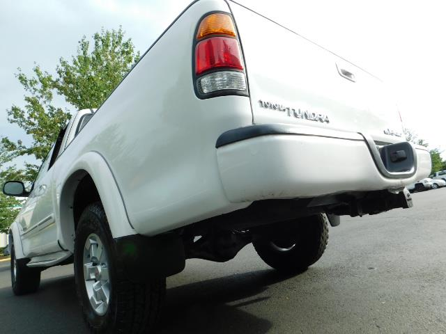 2003 Toyota Tundra Limited 4dr Access Cab Limited / 4X4 / 1-OWNER - Photo 11 - Portland, OR 97217