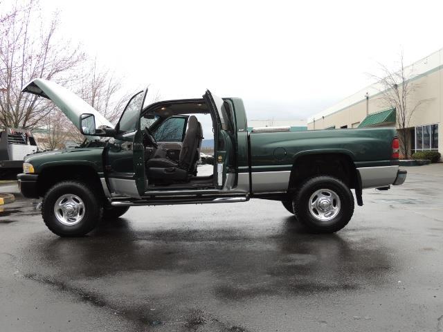 2001 Dodge Ram 2500 Quad Cab / 4X4 / 5.9 L Cummins Diesel / 102K MILES - Photo 22 - Portland, OR 97217