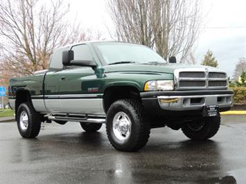 2001 Dodge Ram 2500 Quad Cab / 4X4 / 5.9 L Cummins Diesel / 102K MILES Truck