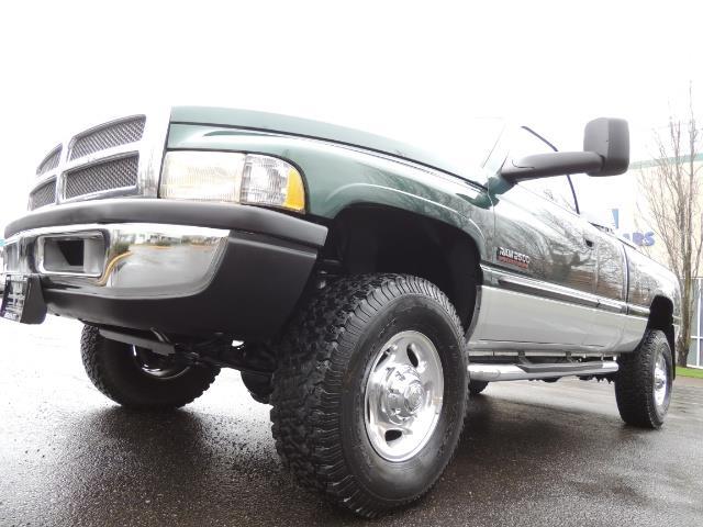 2001 Dodge Ram 2500 Quad Cab / 4X4 / 5.9 L Cummins Diesel / 102K MILES - Photo 9 - Portland, OR 97217