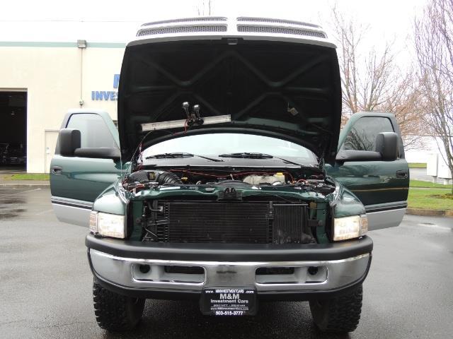 2001 Dodge Ram 2500 Quad Cab / 4X4 / 5.9 L Cummins Diesel / 102K MILES - Photo 30 - Portland, OR 97217