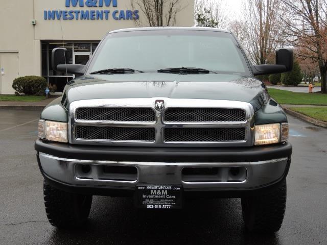2001 Dodge Ram 2500 Quad Cab / 4X4 / 5.9 L Cummins Diesel / 102K MILES - Photo 5 - Portland, OR 97217