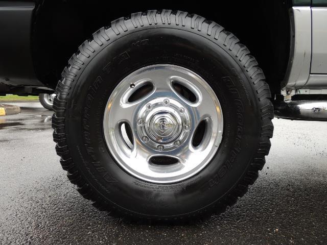 2001 Dodge Ram 2500 Quad Cab / 4X4 / 5.9 L Cummins Diesel / 102K MILES - Photo 38 - Portland, OR 97217