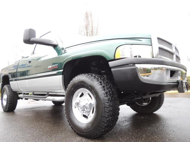 2001 Dodge Ram 2500 Quad Cab / 4X4 / 5.9 L Cummins Diesel / 102K MILES - Photo 10 - Portland, OR 97217