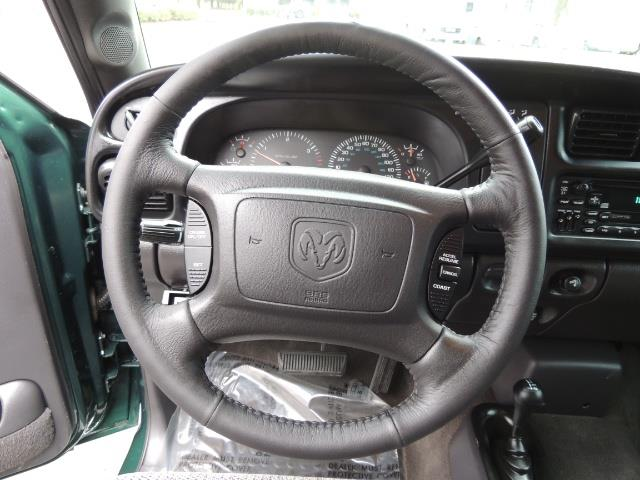 2001 Dodge Ram 2500 Quad Cab / 4X4 / 5.9 L Cummins Diesel / 102K MILES - Photo 34 - Portland, OR 97217
