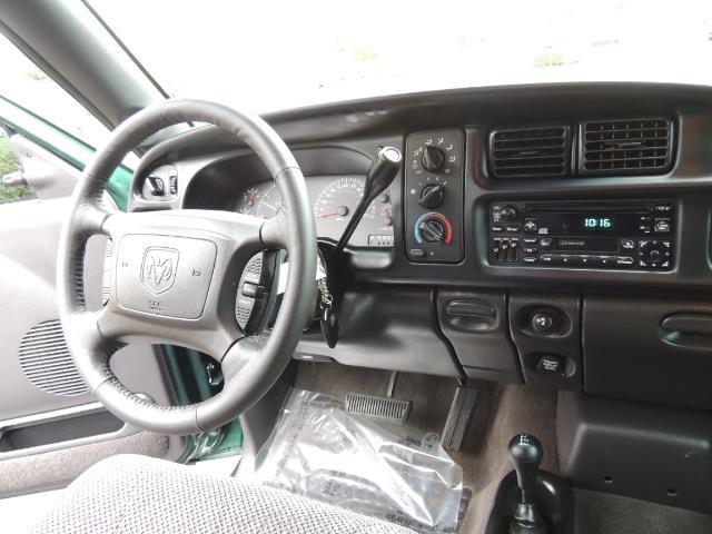 2001 Dodge Ram 2500 Quad Cab / 4X4 / 5.9 L Cummins Diesel / 102K MILES - Photo 19 - Portland, OR 97217