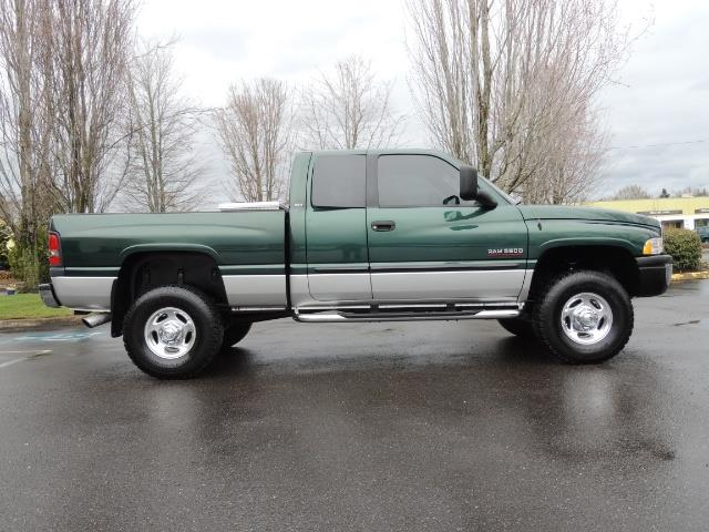 2001 Dodge Ram 2500 Quad Cab / 4X4 / 5.9 L Cummins Diesel / 102K MILES - Photo 4 - Portland, OR 97217