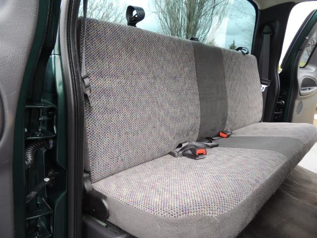 2001 Dodge Ram 2500 Quad Cab / 4X4 / 5.9 L Cummins Diesel / 102K MILES - Photo 16 - Portland, OR 97217