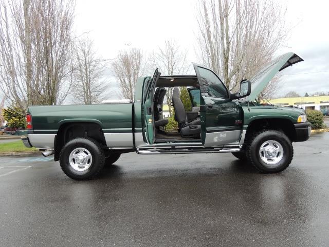 2001 Dodge Ram 2500 Quad Cab / 4X4 / 5.9 L Cummins Diesel / 102K MILES - Photo 23 - Portland, OR 97217