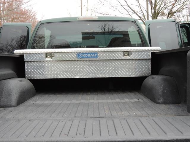 2001 Dodge Ram 2500 Quad Cab / 4X4 / 5.9 L Cummins Diesel / 102K MILES - Photo 27 - Portland, OR 97217