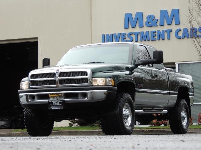2001 Dodge Ram 2500 Quad Cab / 4X4 / 5.9 L Cummins Diesel / 102K MILES - Photo 40 - Portland, OR 97217