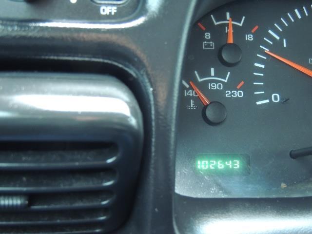 2001 Dodge Ram 2500 Quad Cab / 4X4 / 5.9 L Cummins Diesel / 102K MILES - Photo 36 - Portland, OR 97217