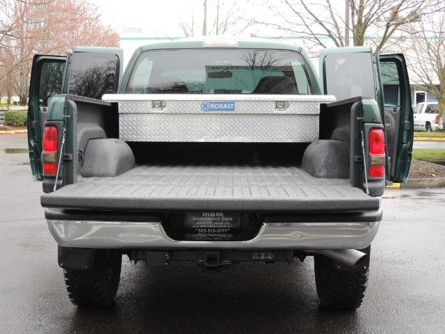 2001 Dodge Ram 2500 Quad Cab / 4X4 / 5.9 L Cummins Diesel / 102K MILES - Photo 21 - Portland, OR 97217