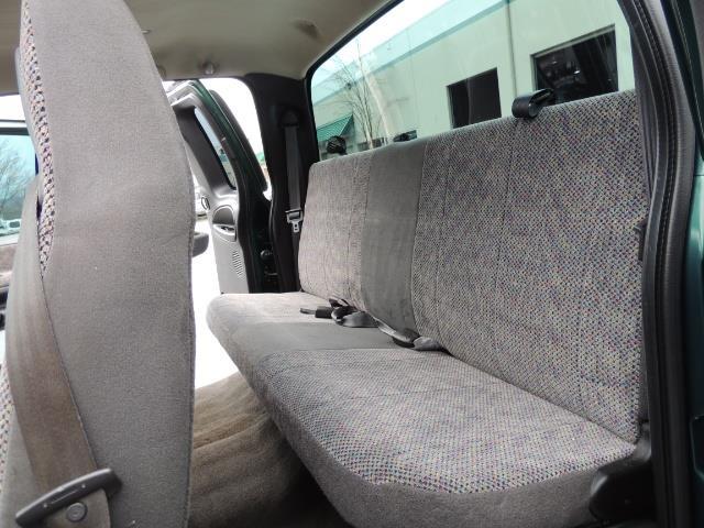 2001 Dodge Ram 2500 Quad Cab / 4X4 / 5.9 L Cummins Diesel / 102K MILES - Photo 15 - Portland, OR 97217
