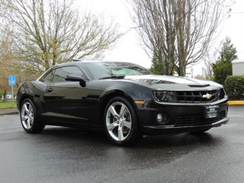 2012 Chevrolet Camaro SS / RS Package / Leather / Sunroof /Backup camera Coupe