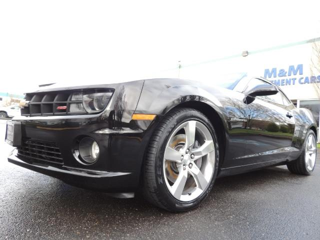 2012 Chevrolet Camaro SS / RS Package / Leather / Sunroof /Backup camera - Photo 9 - Portland, OR 97217