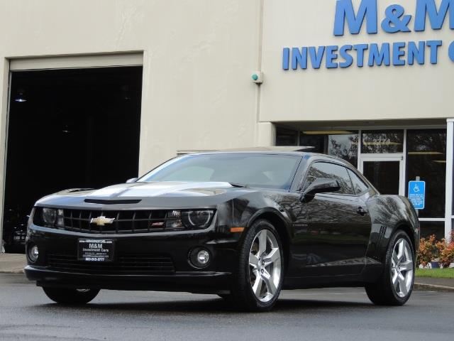 2012 Chevrolet Camaro SS / RS Package / Leather / Sunroof /Backup camera - Photo 49 - Portland, OR 97217