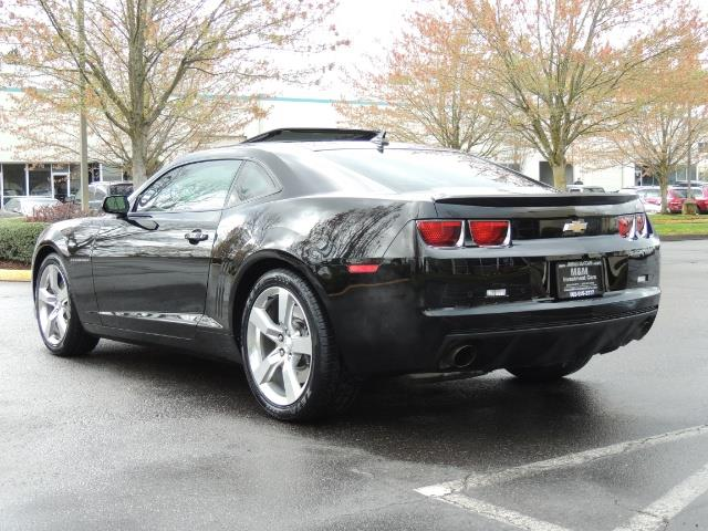 2012 Chevrolet Camaro SS / RS Package / Leather / Sunroof /Backup camera - Photo 7 - Portland, OR 97217