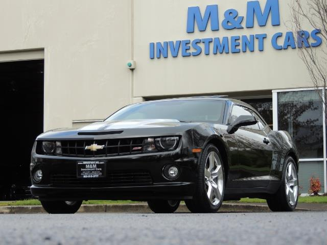2012 Chevrolet Camaro SS / RS Package / Leather / Sunroof /Backup camera - Photo 34 - Portland, OR 97217