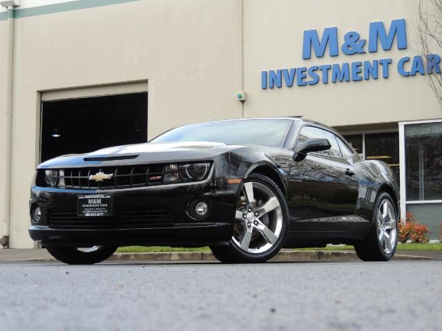 2012 Chevrolet Camaro SS / RS Package / Leather / Sunroof /Backup camera - Photo 24 - Portland, OR 97217