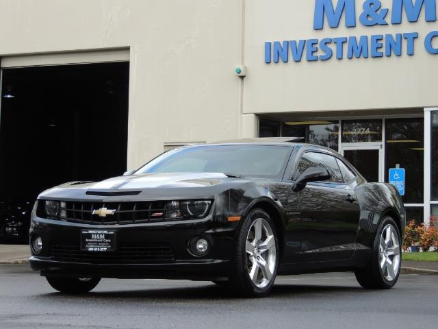2012 Chevrolet Camaro SS / RS Package / Leather / Sunroof /Backup camera - Photo 40 - Portland, OR 97217