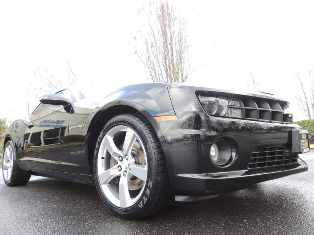 2012 Chevrolet Camaro SS / RS Package / Leather / Sunroof /Backup camera - Photo 10 - Portland, OR 97217