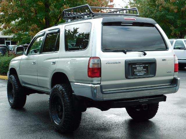 2000 Toyota 4Runner SR5 / 4WD / V6 3.4 L / Luggage Rack / LIFTED !! - Photo 7 - Portland, OR 97217