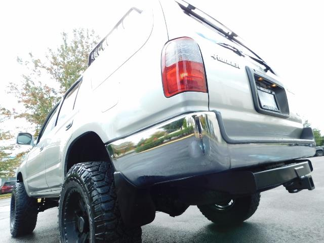 2000 Toyota 4Runner SR5 / 4WD / V6 3.4 L / Luggage Rack / LIFTED !! - Photo 11 - Portland, OR 97217