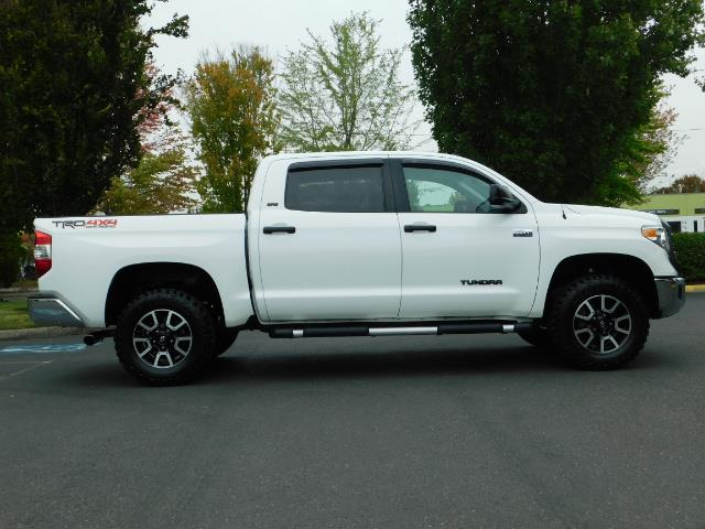 2015 Toyota Tundra SR5 / Crew Max / TRD OFF RD / 4X4 / Excel Cond - Photo 4 - Portland, OR 97217