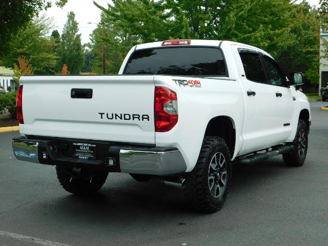 2015 Toyota Tundra SR5 / Crew Max / TRD OFF RD / 4X4 / Excel Cond - Photo 8 - Portland, OR 97217