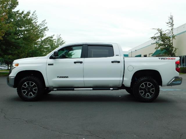 2015 Toyota Tundra SR5 / Crew Max / TRD OFF RD / 4X4 / Excel Cond - Photo 3 - Portland, OR 97217