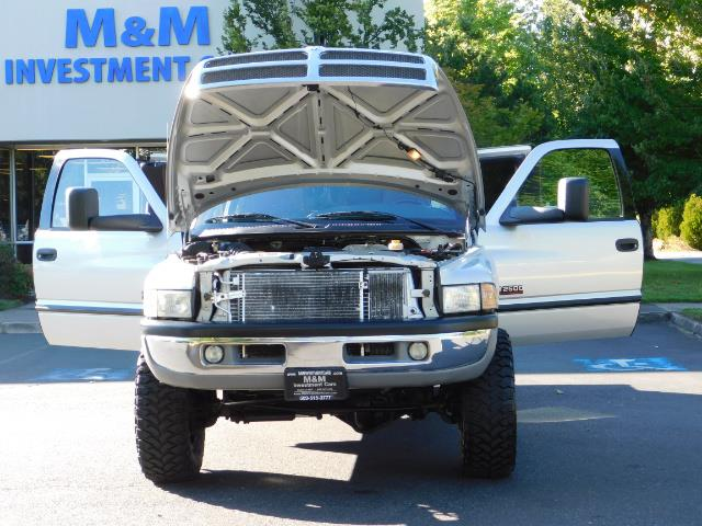 2002 Dodge Ram 2500 4X4 Long Bed 5.9 L Cummins Diesel LIFTED 100K MLS - Photo 29 - Portland, OR 97217