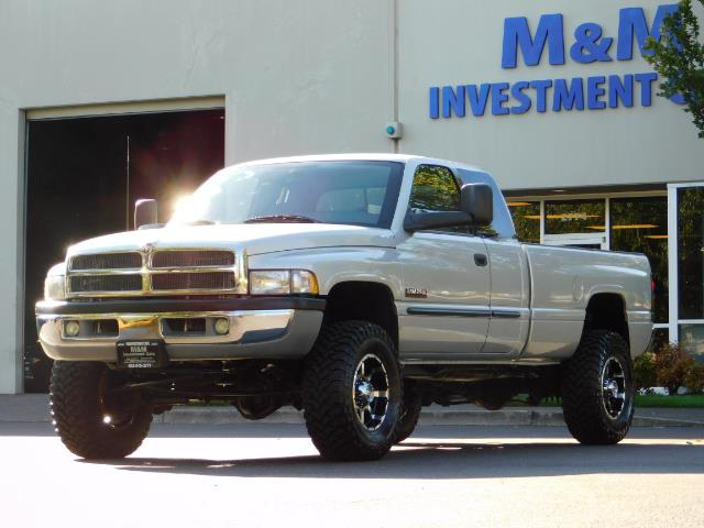 2002 Dodge Ram 2500 4X4 Long Bed 5.9 L Cummins Diesel LIFTED 100K MLS - Photo 39 - Portland, OR 97217