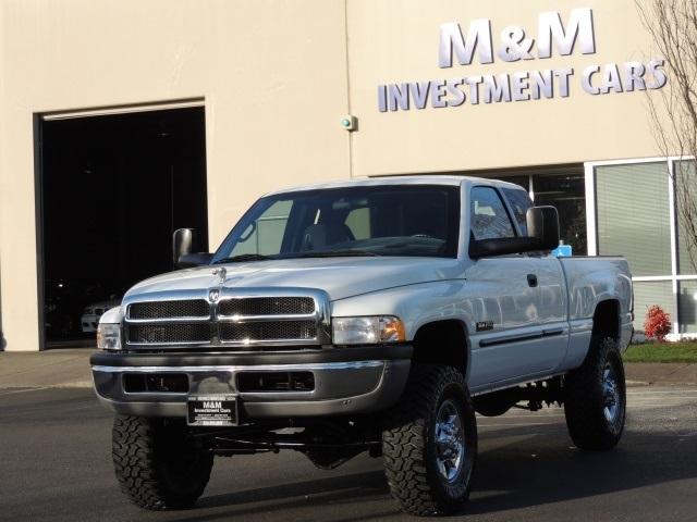 2001 Dodge Ram 2500 Diesel 6 Speed