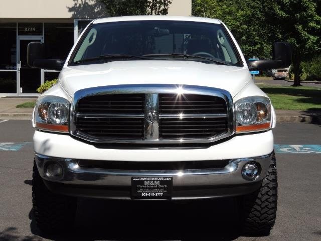 "2006 Dodge Ram 2500 Laramie 5.9L Quad Cab 4WD LIFTED / 35 ""MUD LOWMILES - Photo 5 - Portland, OR 97217"