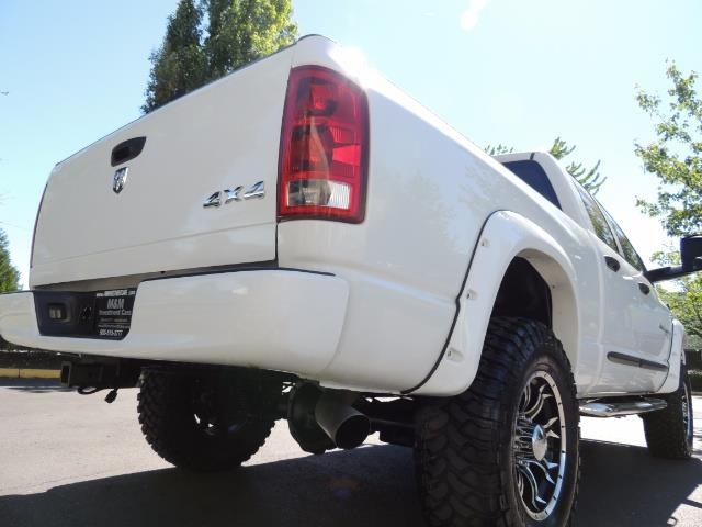 "2006 Dodge Ram 2500 Laramie 5.9L Quad Cab 4WD LIFTED / 35 ""MUD LOWMILES - Photo 22 - Portland, OR 97217"