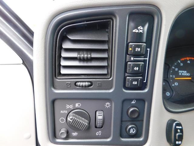 2005 Chevrolet Silverado 2500 LT 4dr Extended Cab LT / 4X4 / DURAMAX DIESEL - Photo 21 - Portland, OR 97217
