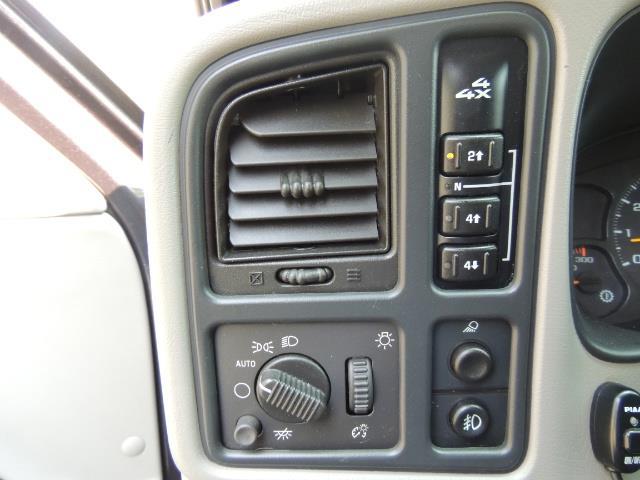 2005 Chevrolet Silverado 2500 LT 4dr Extended Cab LT / 4X4 / DURAMAX DIESEL - Photo 20 - Portland, OR 97217