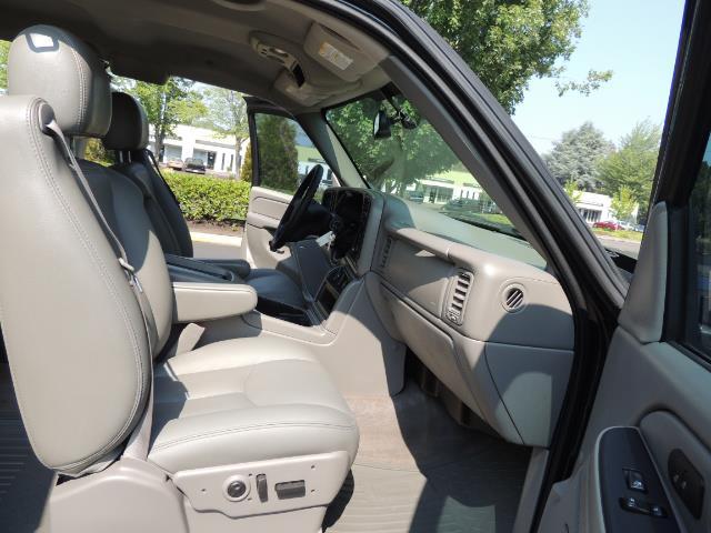 2005 Chevrolet Silverado 2500 LT 4dr Extended Cab LT / 4X4 / DURAMAX DIESEL - Photo 17 - Portland, OR 97217