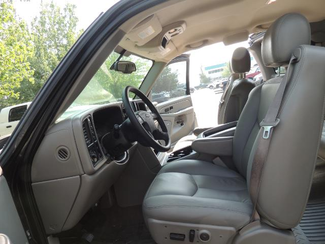 2005 Chevrolet Silverado 2500 LT 4dr Extended Cab LT / 4X4 / DURAMAX DIESEL - Photo 15 - Portland, OR 97217