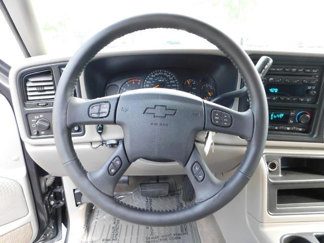 2005 Chevrolet Silverado 2500 LT 4dr Extended Cab LT / 4X4 / DURAMAX DIESEL - Photo 37 - Portland, OR 97217