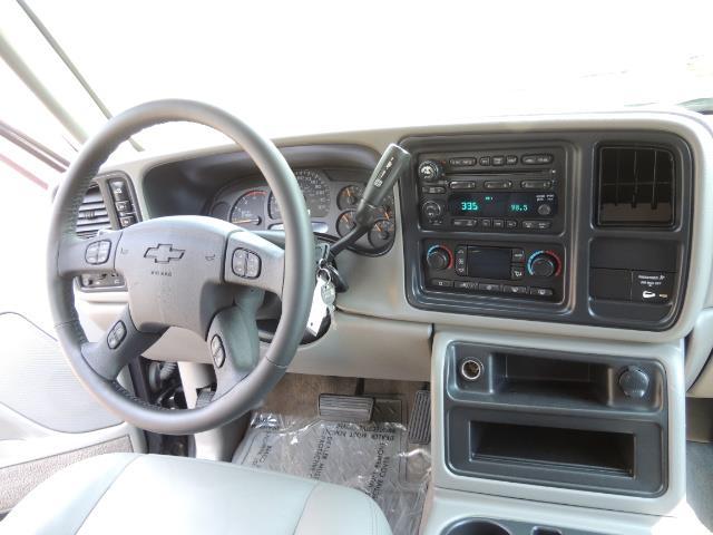 2005 Chevrolet Silverado 2500 LT 4dr Extended Cab LT / 4X4 / DURAMAX DIESEL - Photo 19 - Portland, OR 97217