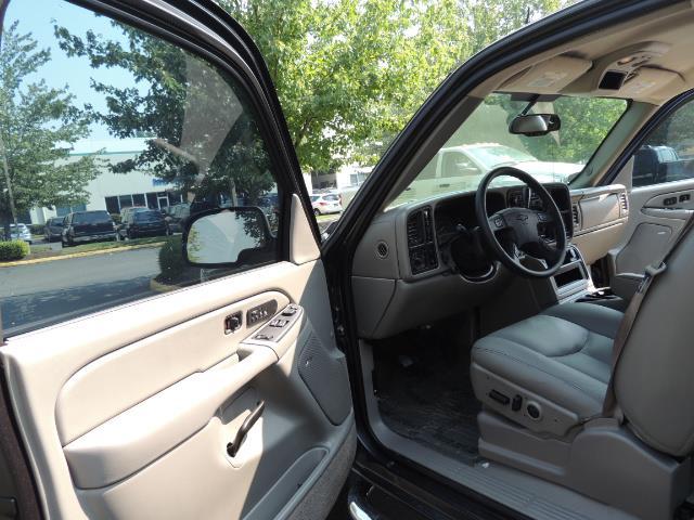 2005 Chevrolet Silverado 2500 LT 4dr Extended Cab LT / 4X4 / DURAMAX DIESEL - Photo 13 - Portland, OR 97217