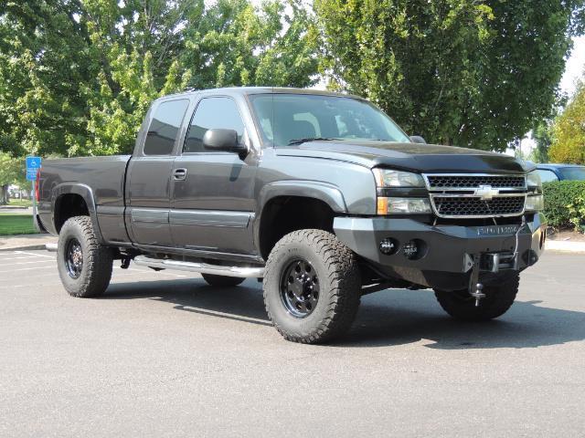 2005 Chevrolet Silverado 2500 LT 4dr Extended Cab LT / 4X4 / DURAMAX DIESEL - Photo 47 - Portland, OR 97217