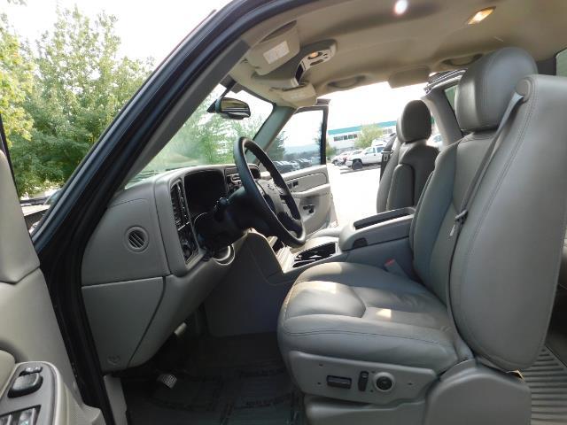 2005 Chevrolet Silverado 2500 LT 4dr Extended Cab LT / 4X4 / DURAMAX DIESEL - Photo 16 - Portland, OR 97217