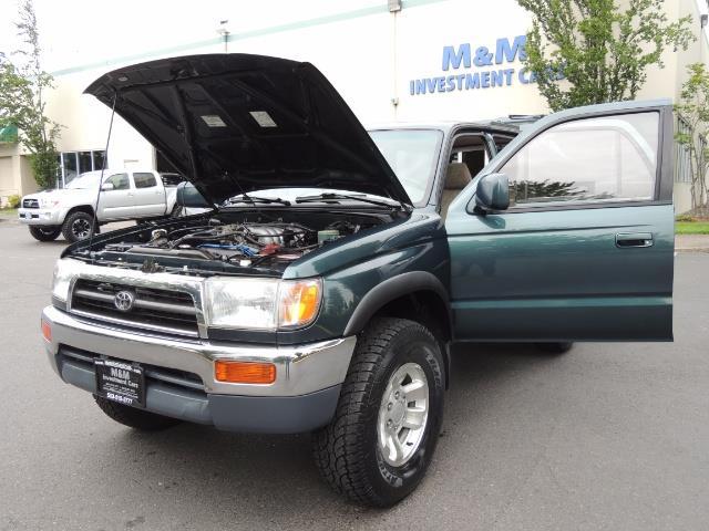 1998 Toyota 4Runner SR5 4dr 4WD 3.4L Timing Belt Done - Photo 23 - Portland, OR 97217