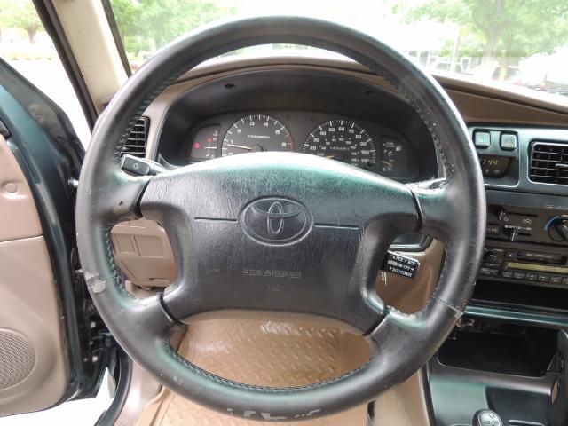 1998 Toyota 4Runner SR5 4dr 4WD 3.4L Timing Belt Done - Photo 32 - Portland, OR 97217