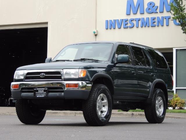 1998 Toyota 4Runner SR5 4dr 4WD 3.4L Timing Belt Done - Photo 1 - Portland, OR 97217