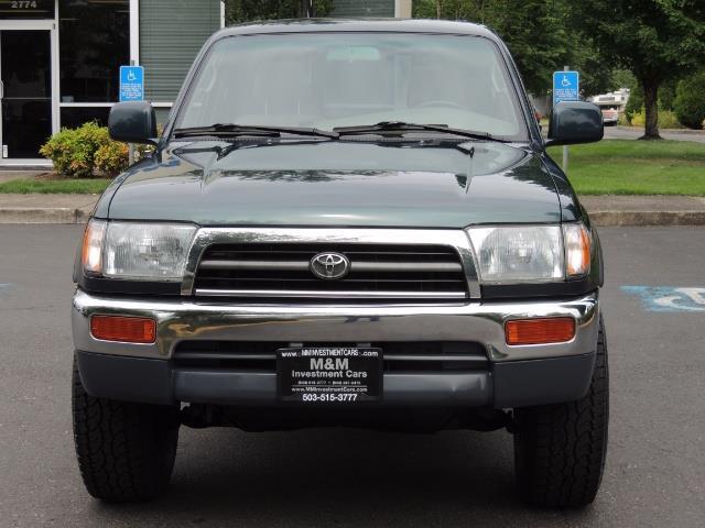 1998 Toyota 4Runner SR5 4dr 4WD 3.4L Timing Belt Done - Photo 5 - Portland, OR 97217