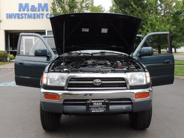 1998 Toyota 4Runner SR5 4dr 4WD 3.4L Timing Belt Done - Photo 27 - Portland, OR 97217